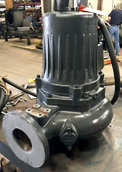 Bodine Electric of Danville repairs a wide variety of pumps at its facility, including submersible pumps, centrifugal pumps, reciprocating pumps, gear pumps and more.